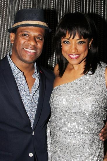 'Motown' Family Night — Ryan Shaw — Marva Hicks