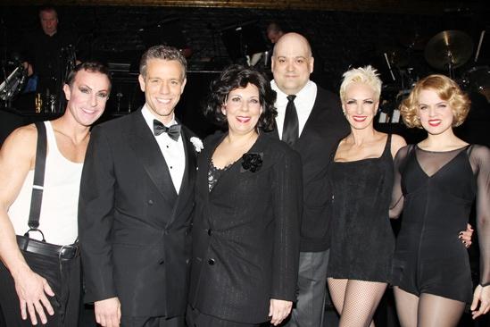 Chicago – Adam Pascal Opening Night –