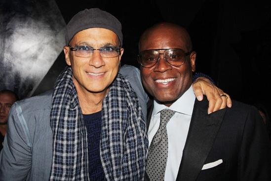 'Motown' Opening Night — Jimmy Iovine — LA Reid