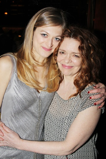 'The Big Knife' Opening — Marin Ireland — Deirdre O'Connell