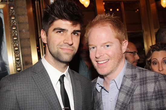 'Testament of Mary' Opening Night — Justin Mikita — Jesse Tyler Ferguson