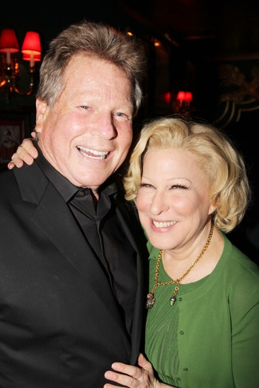 I'll Eat You Last- Ryan O'Neal- Bette Midler