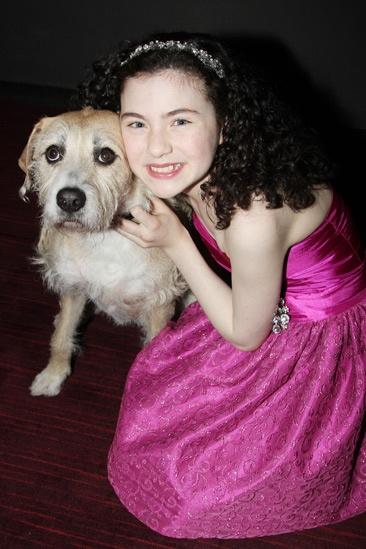2013 Audience Choice Awards- Sunny the Dog- Lilla Crawford