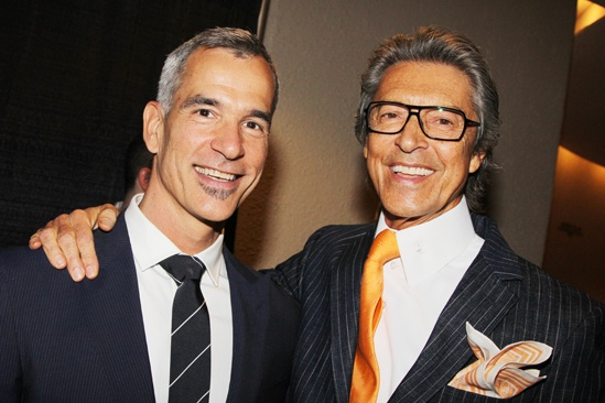 2013 Drama League Awards Luncheon — Jerry Mitchell — Tommy Tune