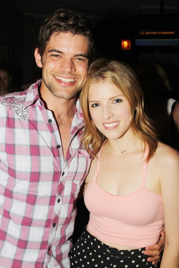 'The Last Five Years' Wrap Party – Jeremy Jordan – Anna Kendrick