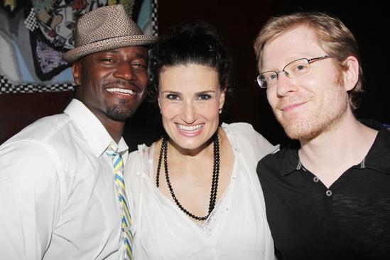 A Broader Way – Karaoke Benefit – Taye Diggs – Idina Menzel – Anthony Rapp
