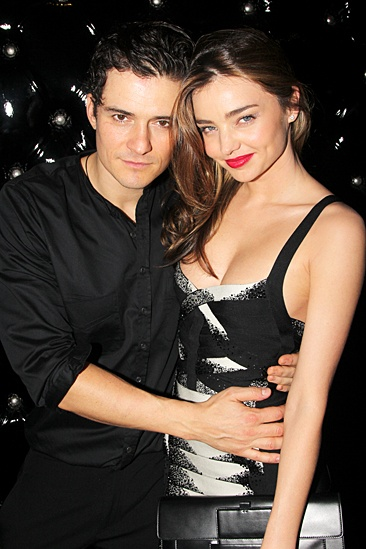 Romeo and Juliet – Opening Night – Orlando Bloom – Miranda Kerr