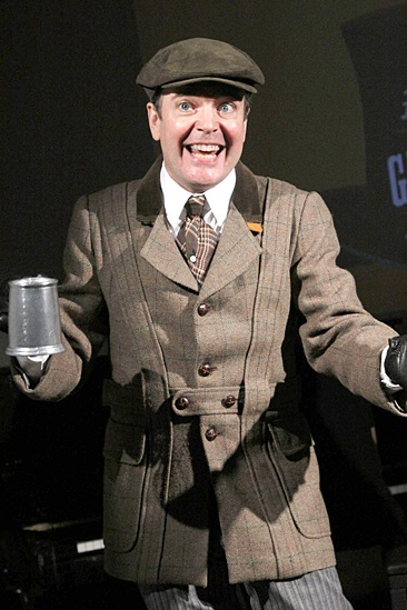 'Gentleman's Guide to Love & Murder' Press Day — Jefferson Mays