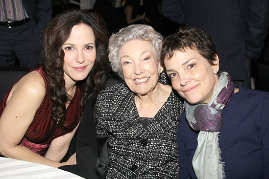 The Snow Geese – Opening Night – Mary-Louise Parker – Mother Caroline – Sister Sage