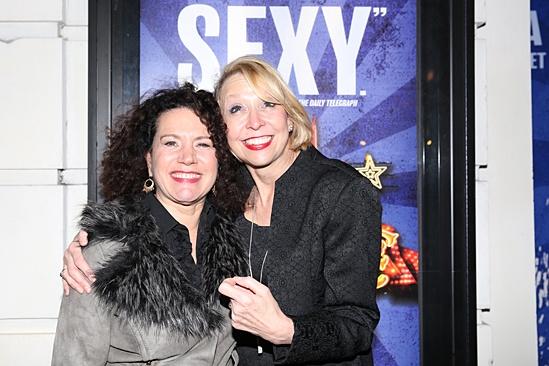 La Soiree – Opening Night – Susie Essman – Julie Halston
