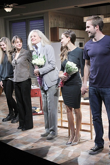 The Commons of Pensacola Opening Night – Zoe Levin – Ali Marsh – Blythe Danner – Sarah Jessica Parker – Michael Stahl-David