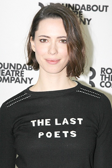 Machinal – Press Event – Rebecca Hall