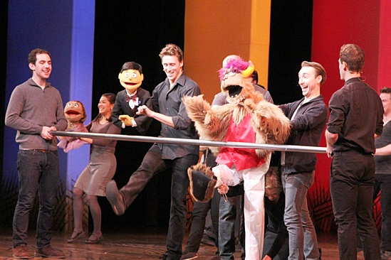 Gypsy of the Year 2013 – Avenue Q Company  - Grand Hotel