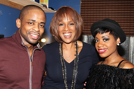 After Midnight - Dule Hill - Gayle King - Fantasia Barrino