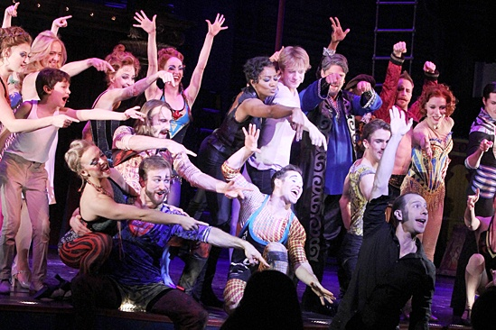 Pippin - cast