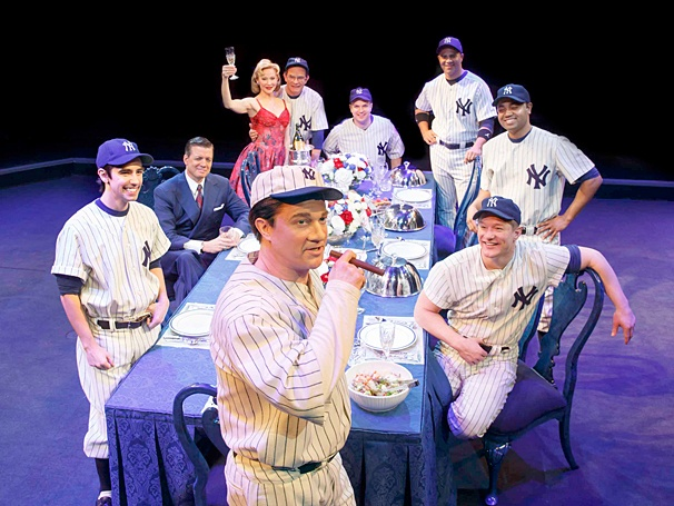 Bronx Bombers - Show Photos - Cast
