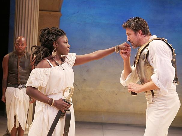 Antony and Cleopatra - Show Photos - PS - Chivas Michael - Joaquina Kalukango - Jonathan Cake