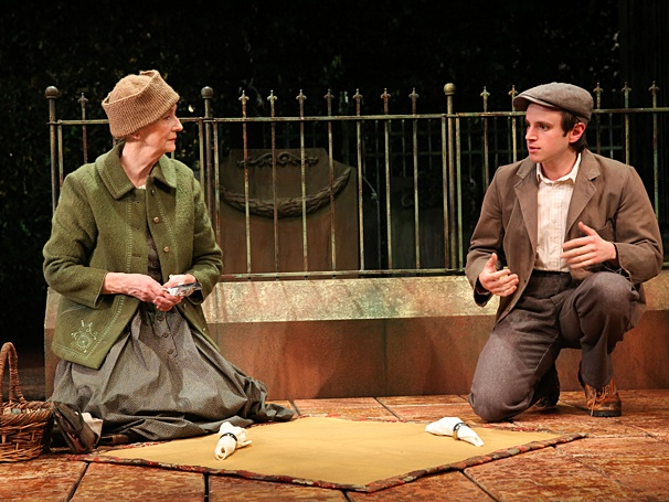 Tales From Red Vienna - Show Photos - PS - 3/14 - Kathleen Chalfant - Michael Goldsmith