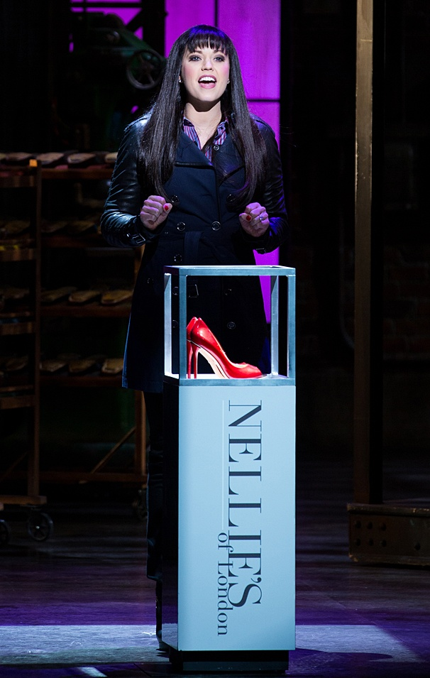 Kinky Boots - Show Photos - PS - 3/14 - Cortney Wolfson