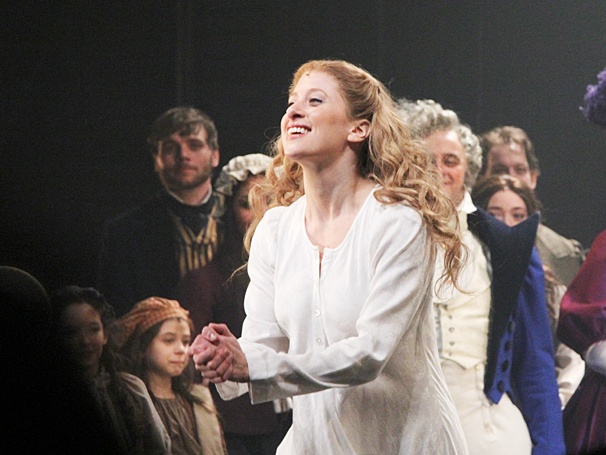 Les Miserables - Opening - OP - 3/14 - Caissie Levy