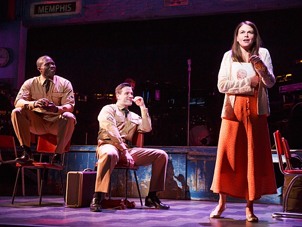 Joshua Henry - Colin Donnell - Sutton Foster