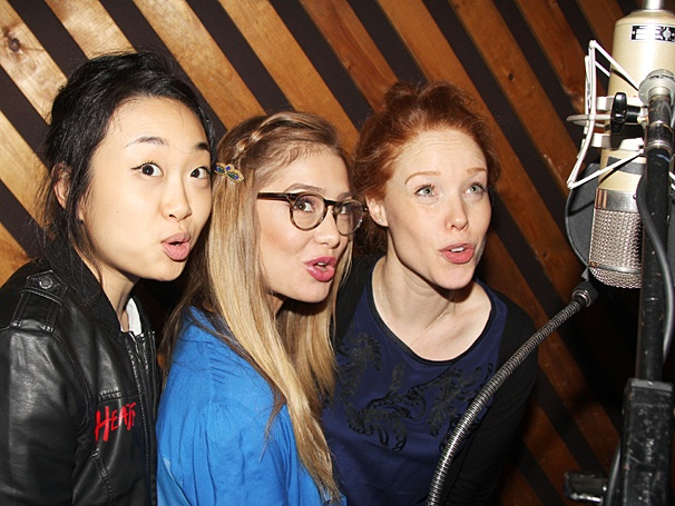 Heathers - recording - OP - 4/14 - Alice Lee - Elle McLemore - Jessica Keenan Wynn