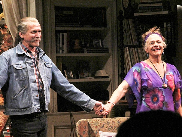 The Velocity of Autumn - Opening - OP - 4/14 - Stephen Spinella - Estelle Parsons