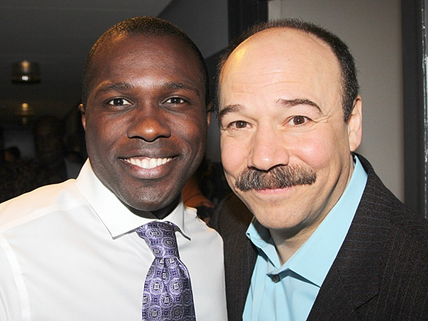 Meet the Nominees – OP – 4/14 – Joshua Henry - Danny Burstein