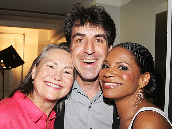 Meet the Nominees – OP – 4/14 – Cherry Jones - Jason Robert Brown - Audra McDonald