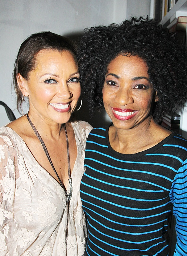 After Midnight - TOmmy Tune Party - OP - 4/14 - Vanessa Williams - Adriane Lenox