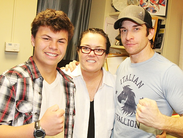 Blake - Rosie O'Donnell - Andy Karl