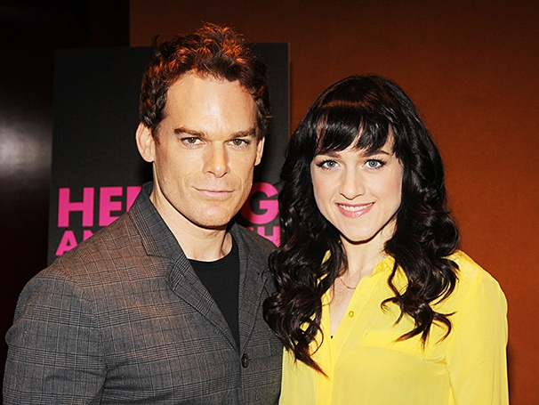 Hedwig and the Angry Inch - Meet and Greet - 10/14 - Michael C. Hall - Lena Hall