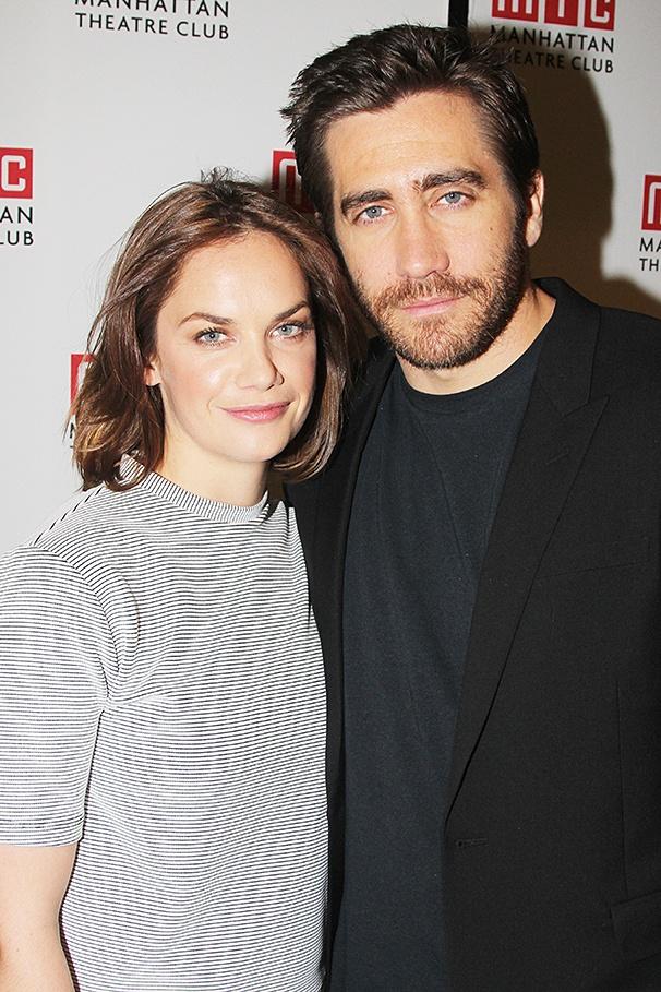Jake gyllenhaal dating ruth wilson