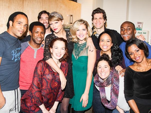 Beautiful: The Carole King Musical - Backstage - 12/14 -