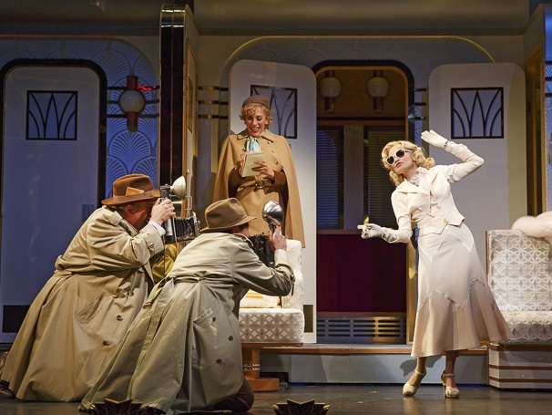On the Twentieth Century - Show Photos - 2/15 - Kristin Chenoweth