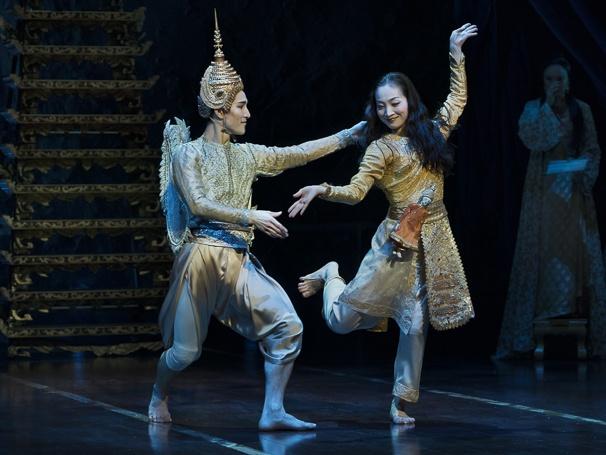 The King and I - Show Photos - 4/15 - Cole Horibe -  XiaoChuan Xie