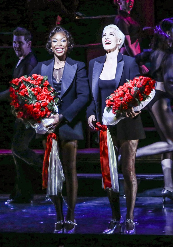 Chicago - Brandy Norwood - Opening - 4/15