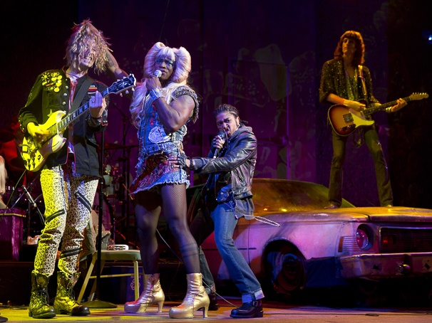 Hedwig and the Angry Inch - Lena Hall - Final Show - 4/15 -