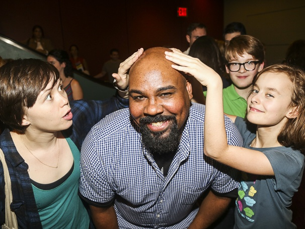 Fun Home - Actors Fund performance - 8/15 - Emily Skeggs, James Monroe Iglehart - Sydney Lucas