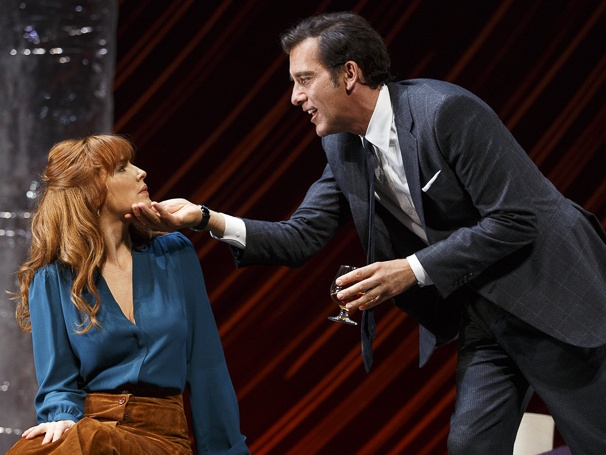 Old TImes - Show Photos - 9/15 - Clive Owen -  Kelly Reilly