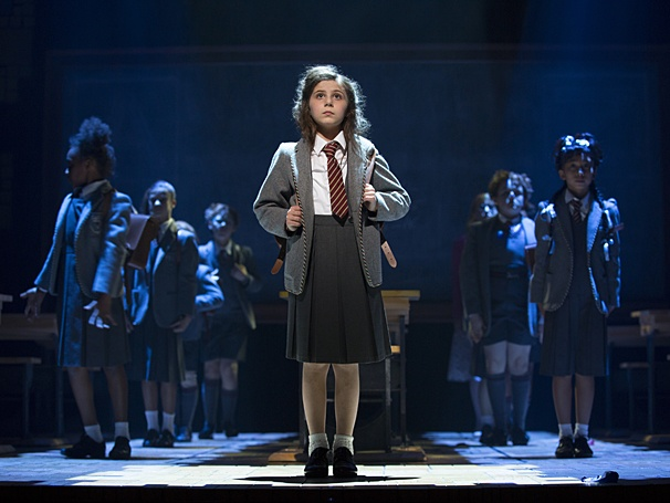 Matilda The Musical - Prod Photos - National Tour - 2015