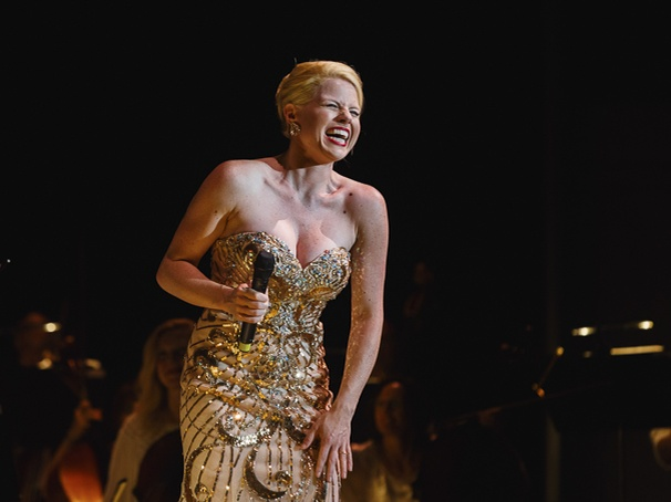 NY POPS - Megan Hilty - 7/16 - Emilio Madrid-Kuser