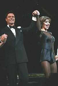 Hamlin and Rinna Open in Chicago - cc - Harry Hamlin - Lisa Rinna 3