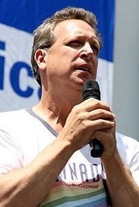 Photo Op - Broadway in Bryant Park 07-26-07 - Peter Samuel