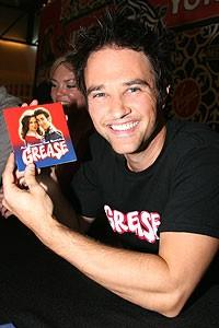 Photo Op - Grease CD signing - Ryan Patrick Binder