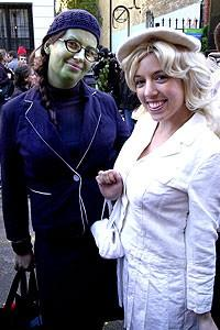 Photo Op - Wicked Day 2007 - Elphaba - Glinda