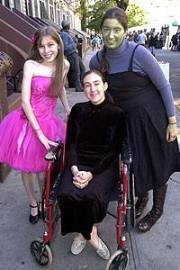 Photo Op - Wicked Day 2007 - Glinda - Nessarose - Elphaba