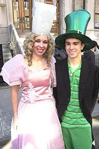 Photo Op - Wicked Day 2007 - Glinda - Wizard