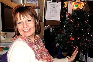 Photo Op - Holidays at Jersey Boys - Michelle Bosch