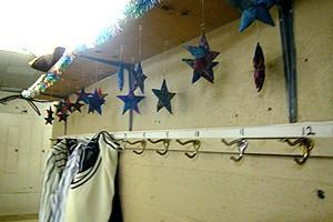 Holidays at Wicked 2007 - hallways decorations - 3